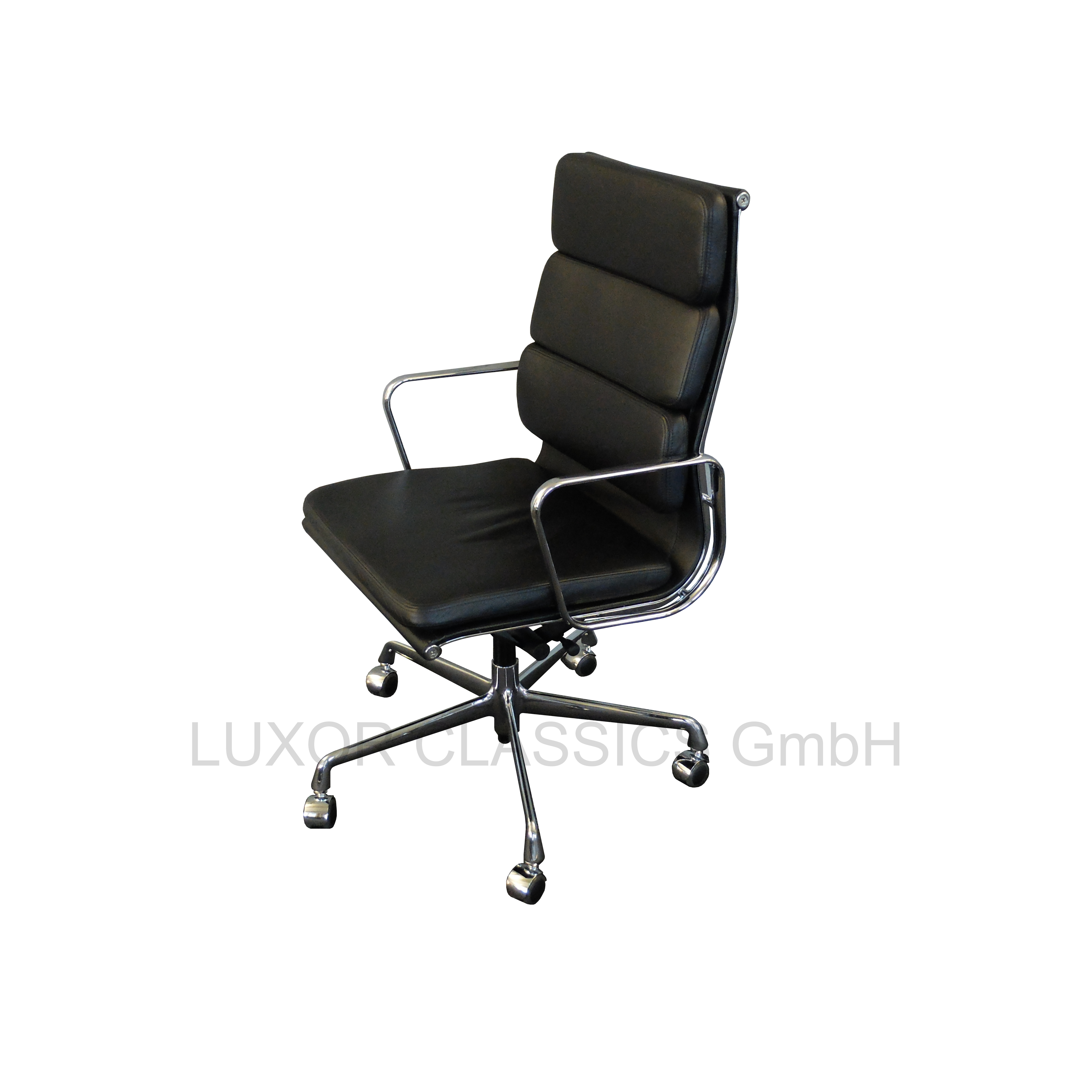 vitra ea219 eames alu chair soft pad b rodrehstuhl. Black Bedroom Furniture Sets. Home Design Ideas