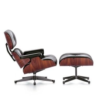 VITRA Lounge Chair Santos Palisander