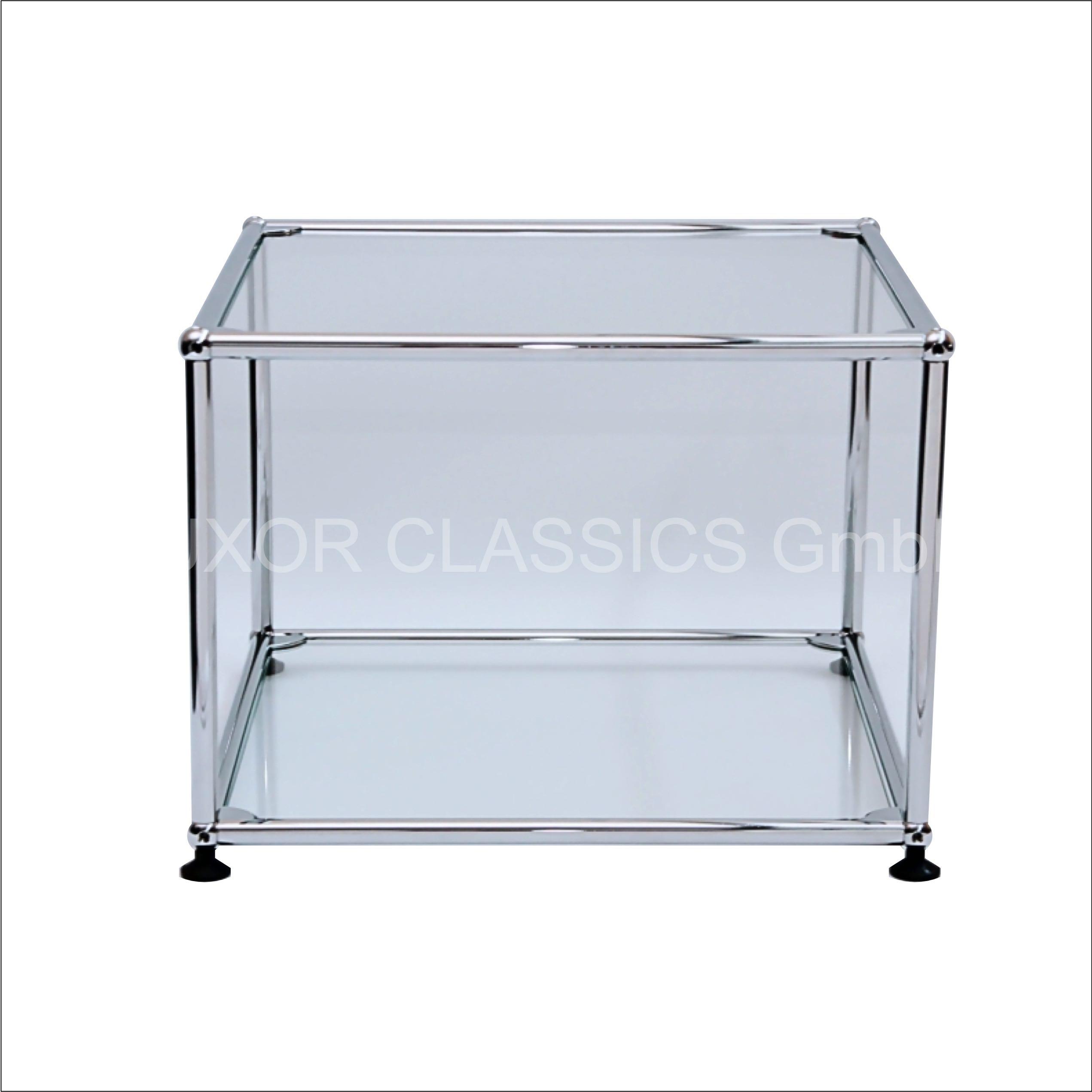 Aktion Usm Haller Beistelltisch Glas Luxor Classics