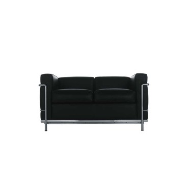 cassina le corbusier zweisitzer
