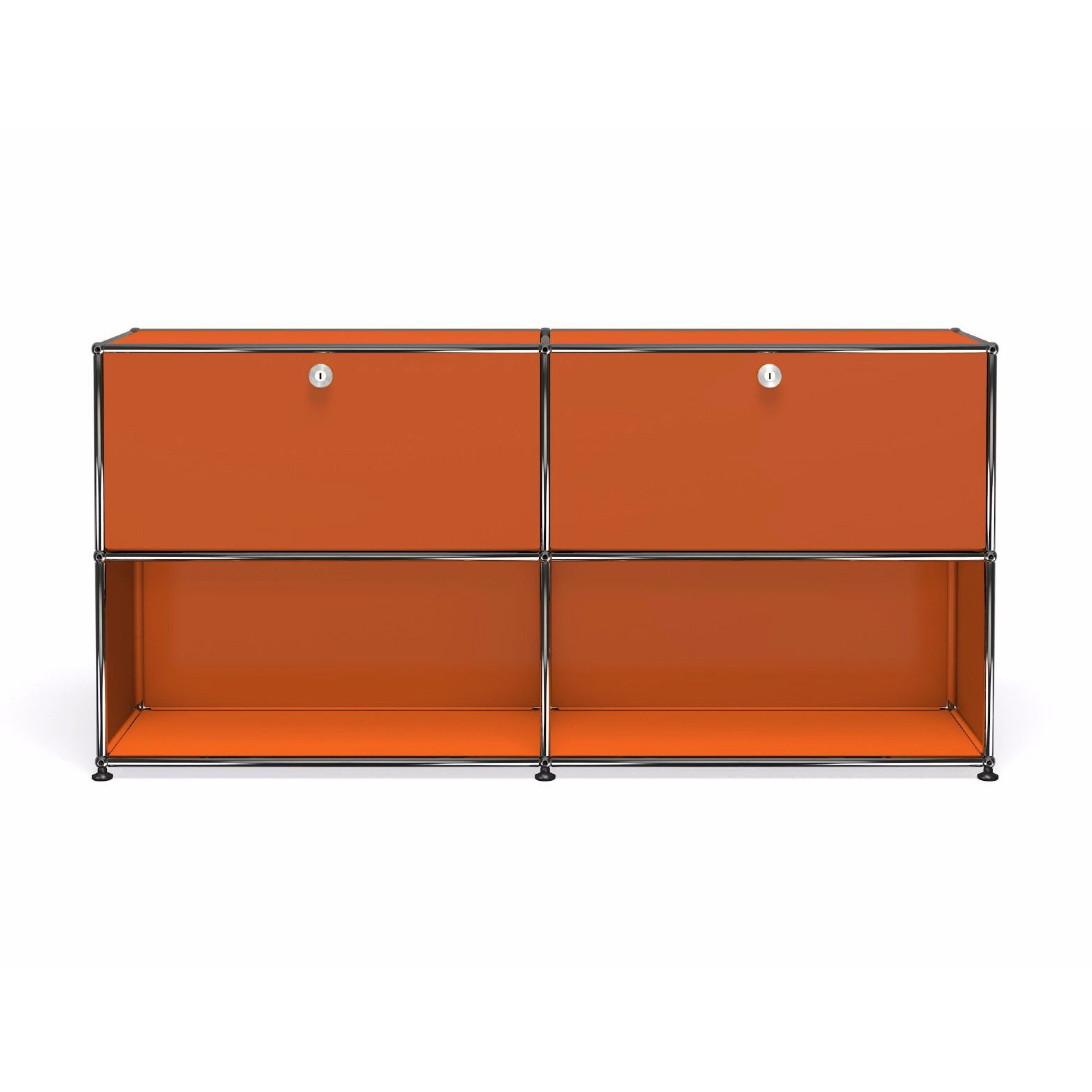 USM Haller Sideboard Orange LUXOR CLASSICS GmbH