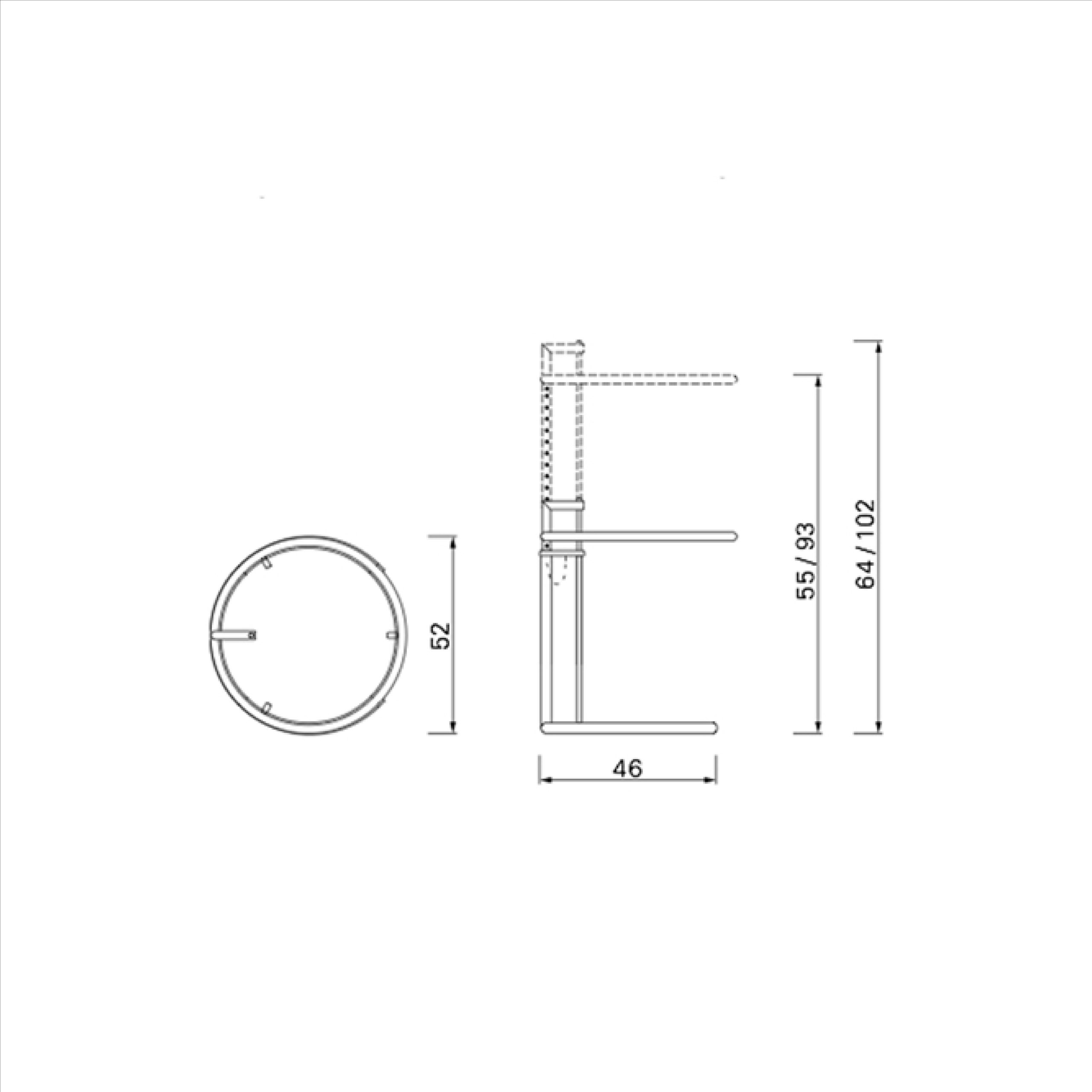 Lay-9 [CLASSICON Adjustable Table]