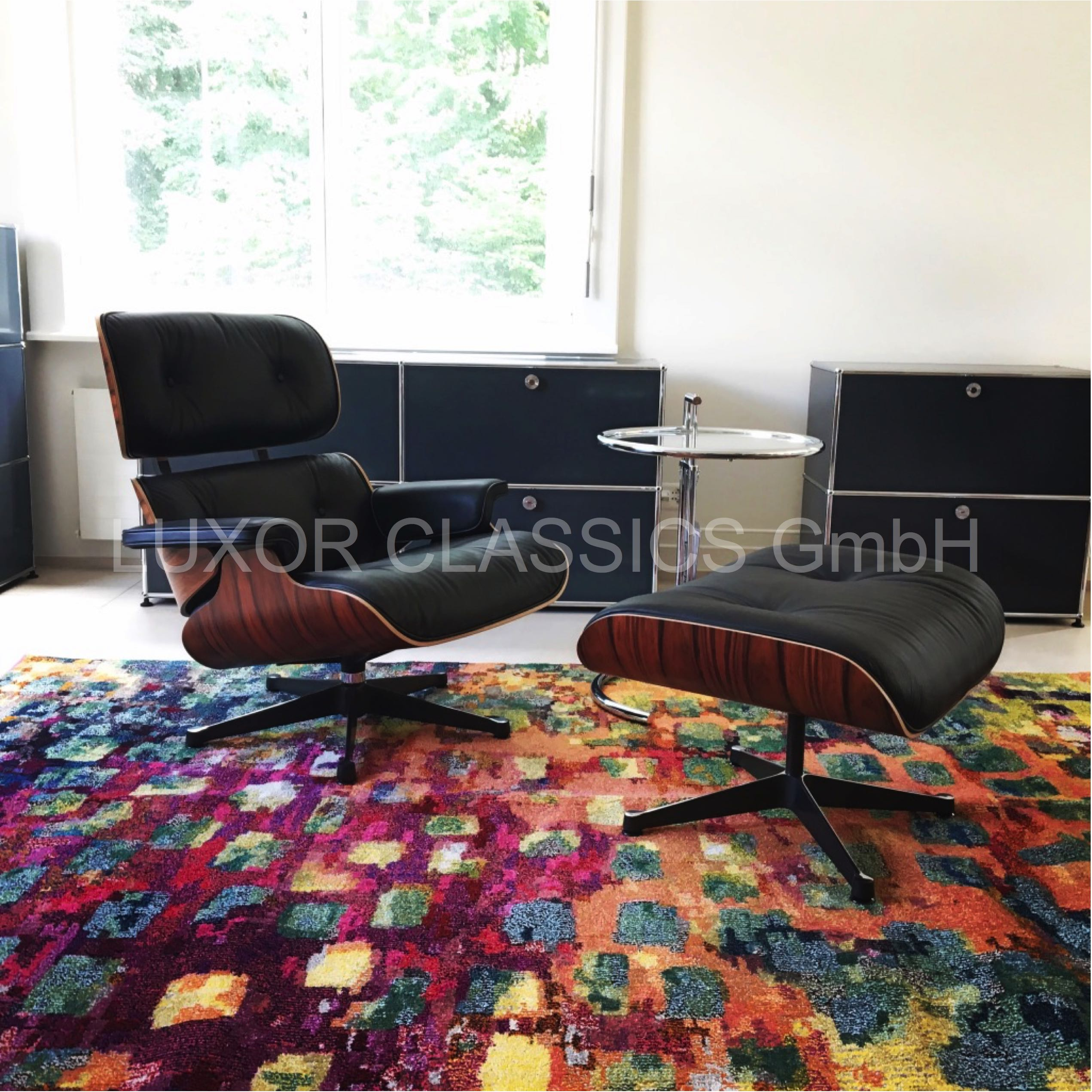 VITRA Eames Lounge Chair_LUXOR CLASSICS GmbH