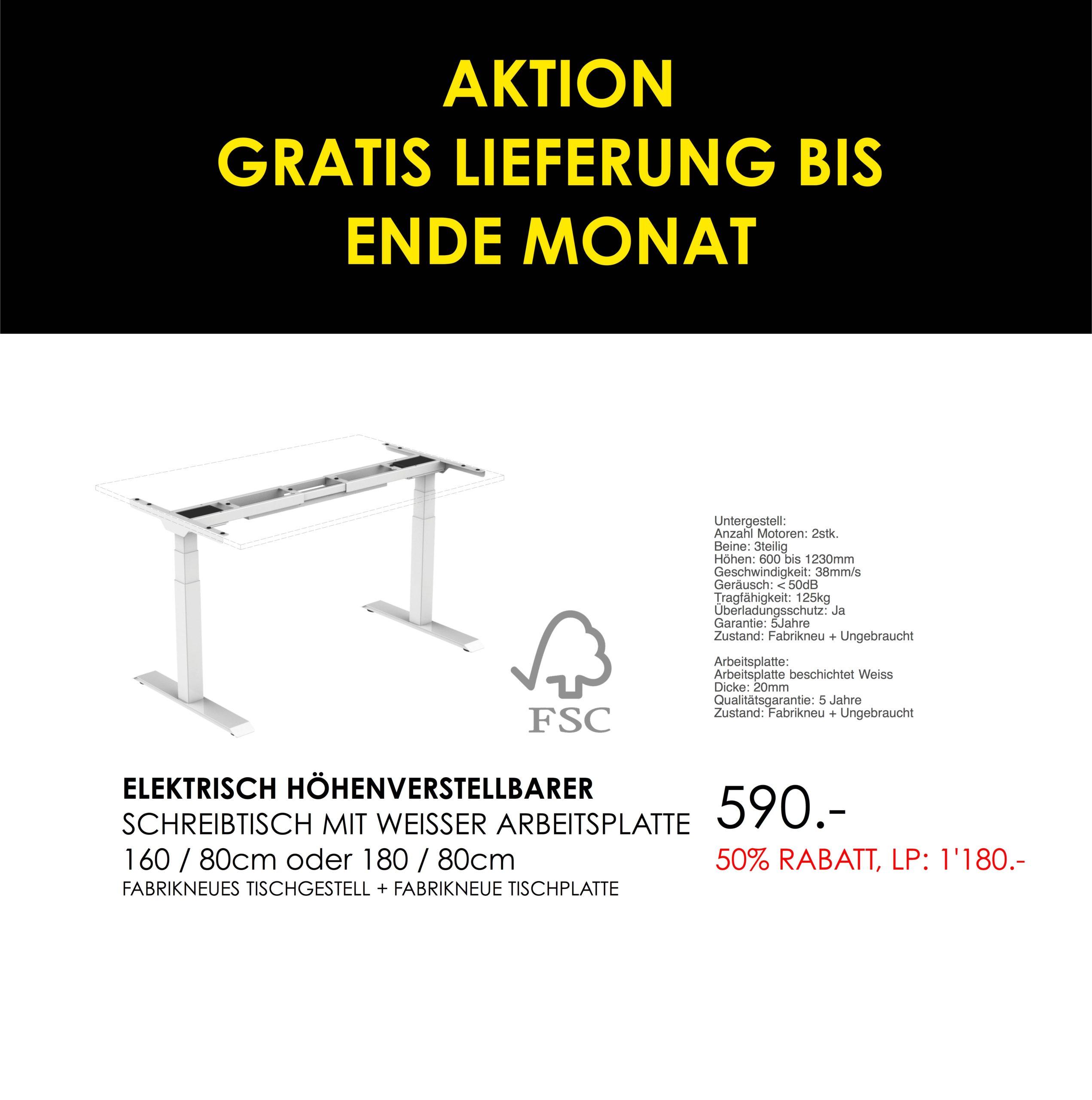 AKTION_Werbung elektrisch höhenverstellbar